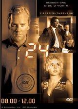 24 - Season 1 Disc 3 Poster