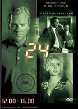24 - Season 1 Disc 4 Poster