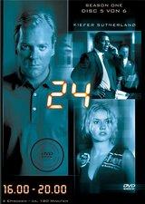 24 - Season 1 Disc 5 Poster