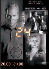 24 - Season 1 Disc 6 Poster