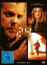 24 - Season 5 (7 Discs) Poster