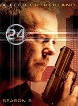 24 - Season 5 (7 DVDs) Poster