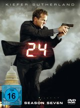 24 - Season 7 (6 DVDs) Poster