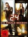 24 - Season 8: Die finale Season (6 Discs, Uncut Version) Poster