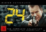 "24 - The Complete Collection inklusive ""24: Redemption"" (Limited Edition, 55 Discs) Poster"
