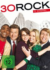 30 Rock - 2. Staffel (2 DVDs) Poster