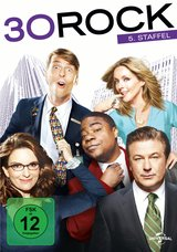 30 Rock - 5. Staffel (3 Discs) Poster