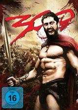 300 (Einzel-DVD) Poster