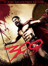 300 (Limited Collector's Edition mit Helm, 2 DVDs) Poster