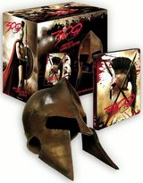 300 (Limited Edition mit Helm, 2 DVDs im Steelbook) Poster