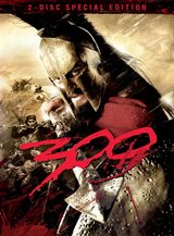 300 (Limited Special Edition, 2 DVDs) Poster