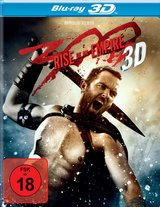 300: Rise of an Empire (Blu-ray 3D + 2D) Poster
