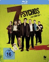 7 Psychos (Limited Edition, Steelbook) Poster