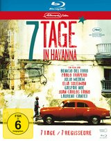 7 Tage in Havanna Poster