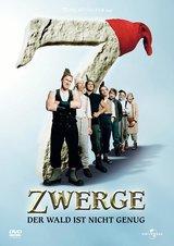 7 Zwerge - Der Wald ist nicht genug (Einzel-DVD) Poster