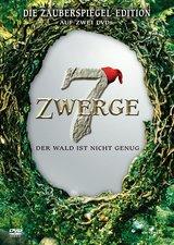 7 Zwerge - Der Wald ist nicht genug (Zauberspiegel-Edition, 2 DVDs) Poster
