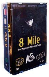 8 Mile - Jeder Augenblick ist eine neue Chance (Backpack) Poster