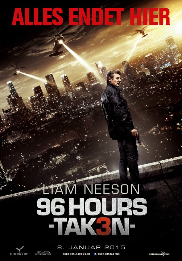 96 Hours - Taken 2 Stream