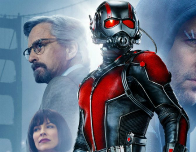 Ant-Man and the Wasp - MCU3