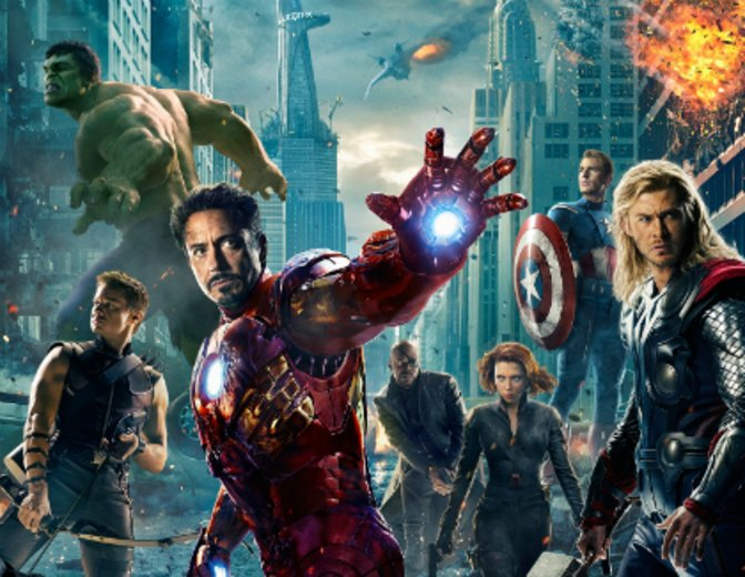 Avengers Infinity War 2   MCU3