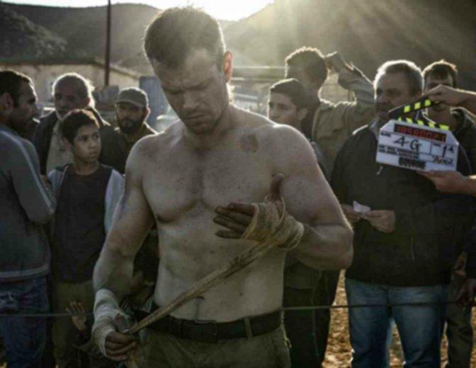 Bourne 5 Trailer-Termin - Artikel