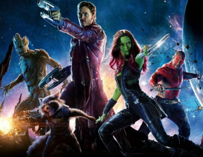 Guardians of the Galaxy 2 - MCU3