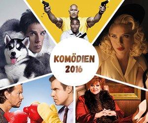 Komödien 2016 - 15 Filme, die unsere Lachmuskeln trainieren wollen