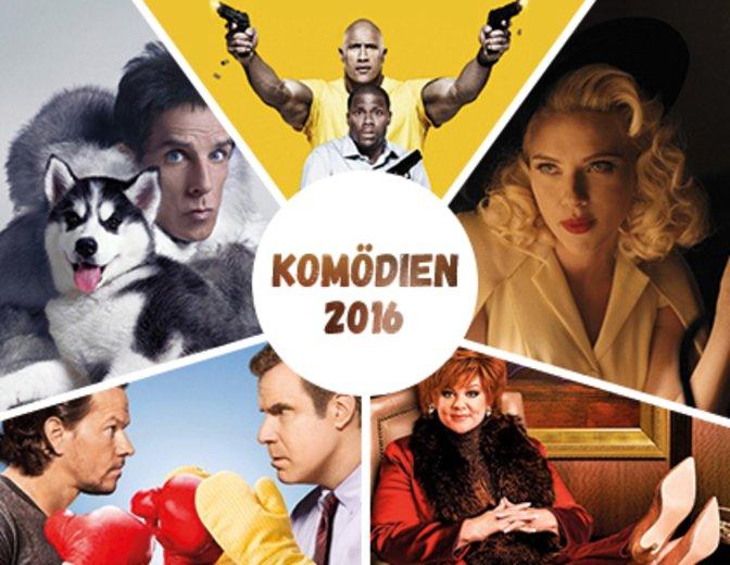 Komödien 2016 lustige Filme