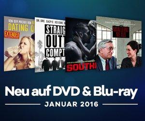 Neu auf DVD und Blu-ray im Januar - Diese Film-Highlights könnt ihr erwerben