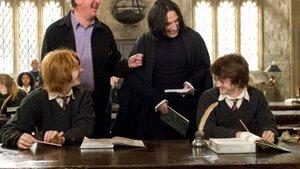 """Die """"Harry Potter""""-Stars nehmen Abschied von Alan Rickman"""