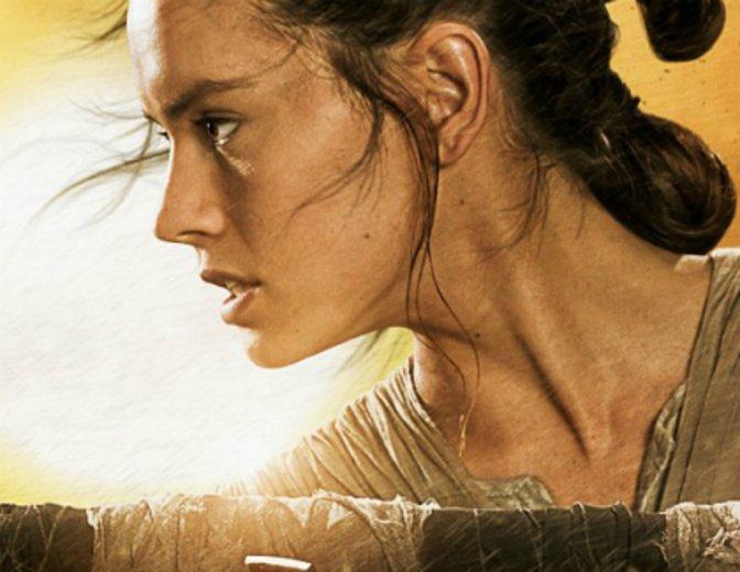 Bis zur Auflösung von Reys Herkunft dauert es vermutlich bis 2017. © Disney / Lucasfilm