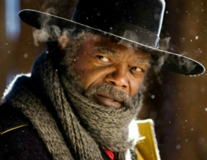 Samuel L Jackson Hateful 8