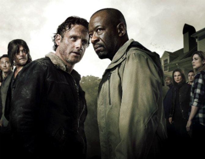 Wie geht es mit Rick und Co. weiter? © AMC