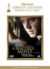A Beautiful Mind - Genie und Wahnsinn (Limited Oscar Edition, 2 DVDs) Poster