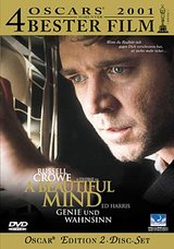 A Beautiful Mind - Genie und Wahnsinn (Special Edition, 2 DVDs) Poster