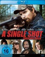 A Single Shot - Tödlicher Fehler Poster