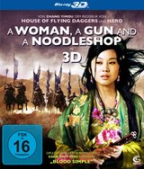 A Woman, a Gun and a Noodleshop (Blu-ray 3D) Poster