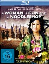 A Woman, a Gun and a Noodleshop Poster