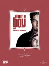 About a Boy, oder: Der Tag der toten Ente (Book Edition) Poster