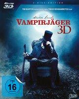 Abraham Lincoln - Vampirjäger (Blu-ray 3D, + Blu-ray 2D) Poster