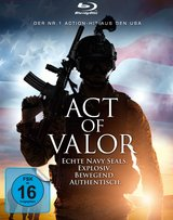 Act of Valor (Steelbook) Poster