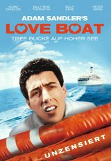 Adam Sandler's Love Boat Poster