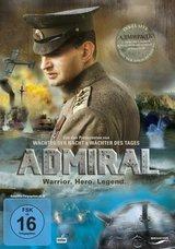 Admiral - Warrior. Hero. Legend. Poster