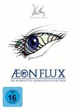 Aeon Flux - Die komplette Serie (3 DVDs) Poster