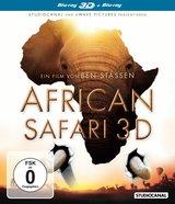 African Safari (Blu-ray 3D) Poster