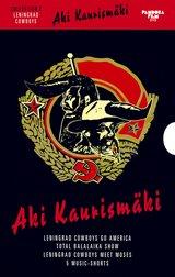 Aki Kaurismäki Collection 02 - Leningrad Cowboys (3 DVDs) Poster