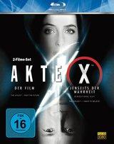 Akte X - Der Film / Akte X - Jenseits der Wahrheit (Director's Cut) (2 Discs) Poster