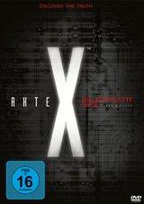 Akte X - Die komplette Serie (53 Discs) Poster