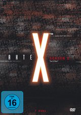 Akte X - Season 2 Collection (7 DVDs) Poster