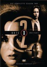 Akte X - Season 2 Collection Poster